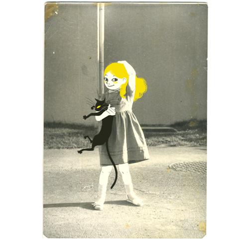 04-28-lucile-gomez-carte-postale-enfance-melle-et-mephistofelix